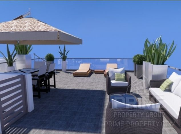 Penthouse in Limassol (Agia Fyla) for sale
