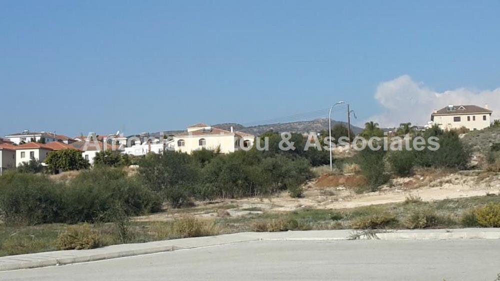 Land in Limassol (Agios Athanasios ) for sale