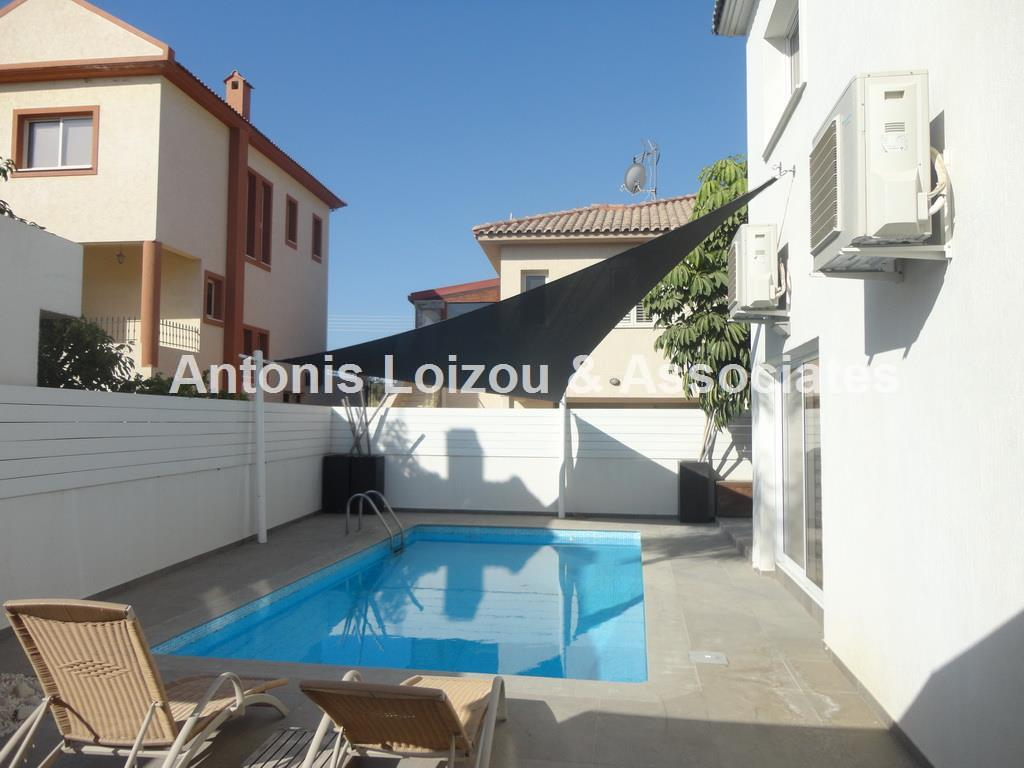 Detached House in Limassol (Agios Athanasios ) for sale