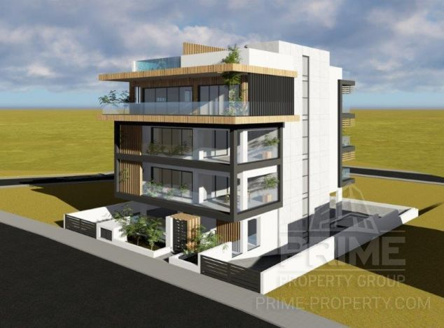 Building in Limassol (Agios Athanasios) for sale
