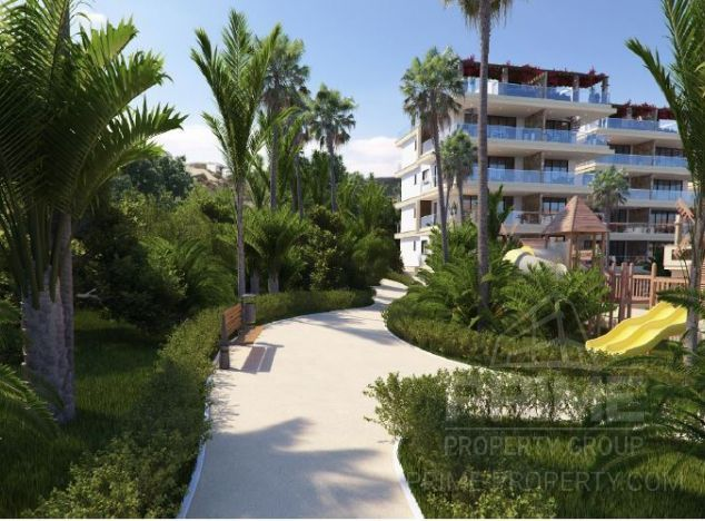 Garden Apartment in Limassol (Agios Athanasios) for sale