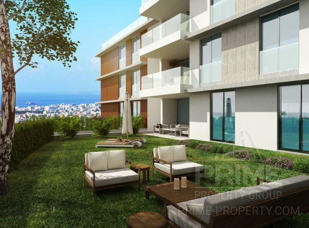Garden Apartment in Limassol (Agios Athanasios) for sale