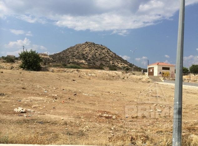 Land in Limassol (Agios Athanasios) for sale
