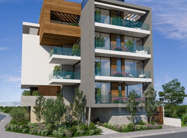 Sale of penthouse, 85 sq.m. in area: Agios Athanasios - properties for sale in cyprus