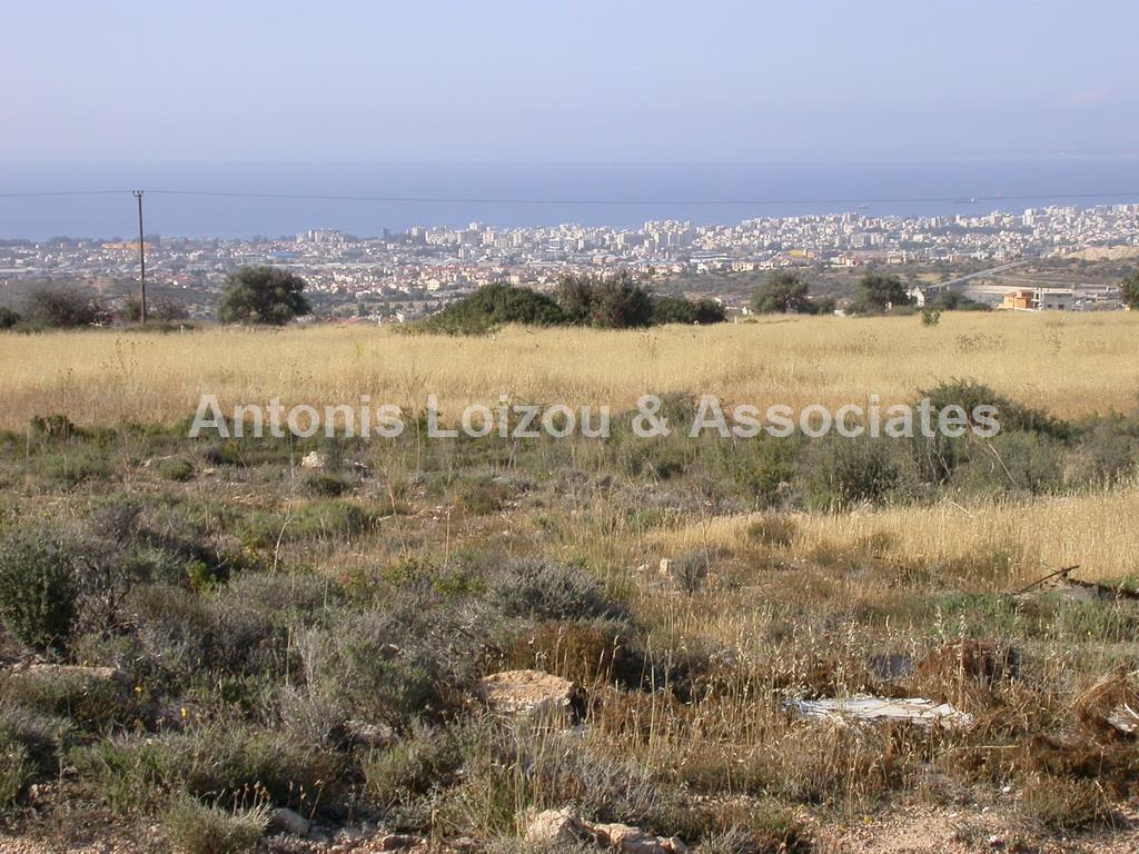 Field in Limassol (Agios Athanasios) for sale