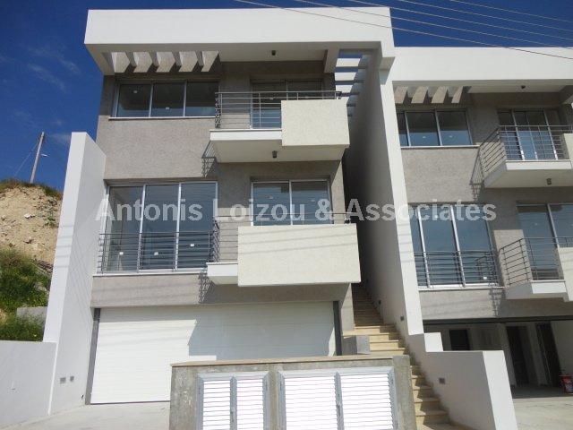 Semi detached Ho in Limassol (Agios Athanasios) for sale