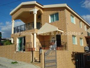 Detached House in Limassol (Agios Athanasios) for sale