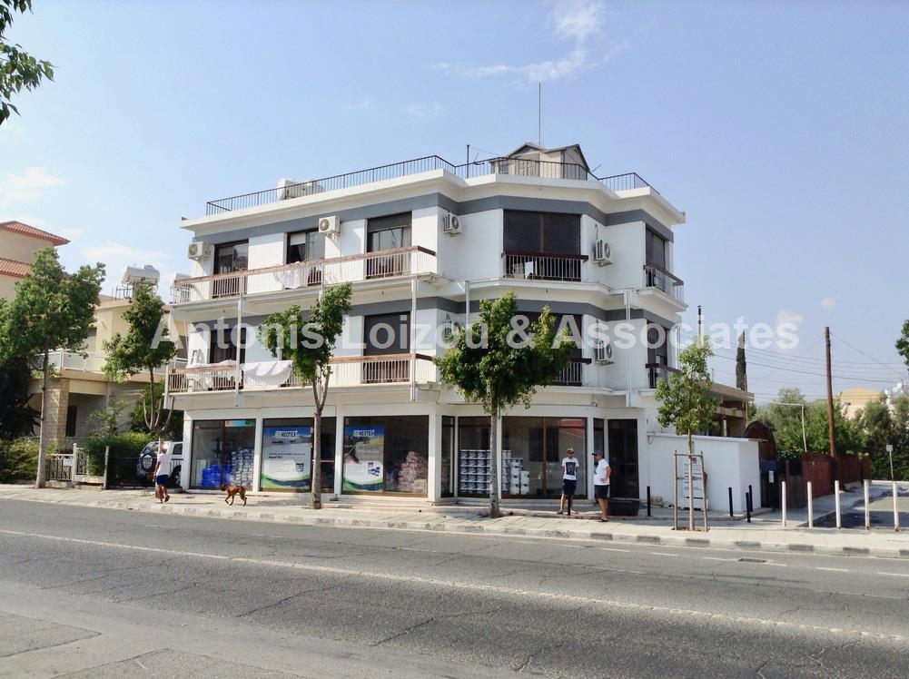 Ground Floor apa in Limassol (Agios Georgios) for sale