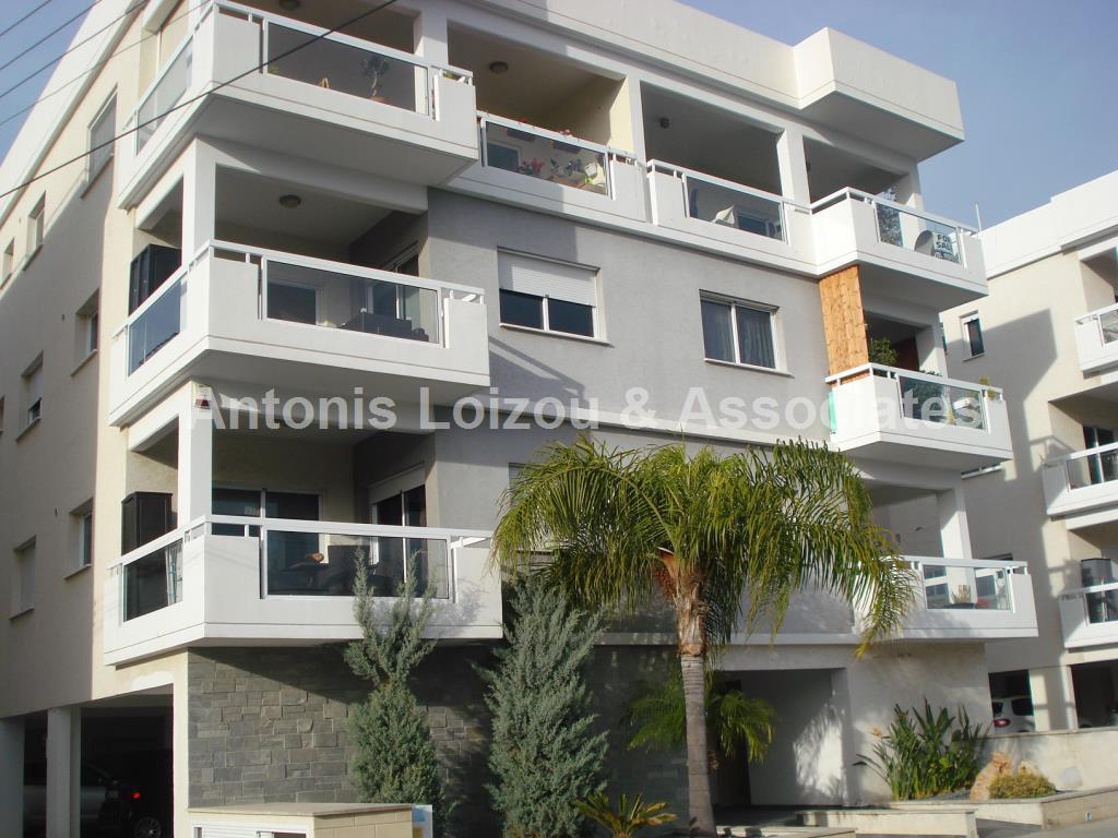 Apartment in Limassol (Agios Georgios) for sale