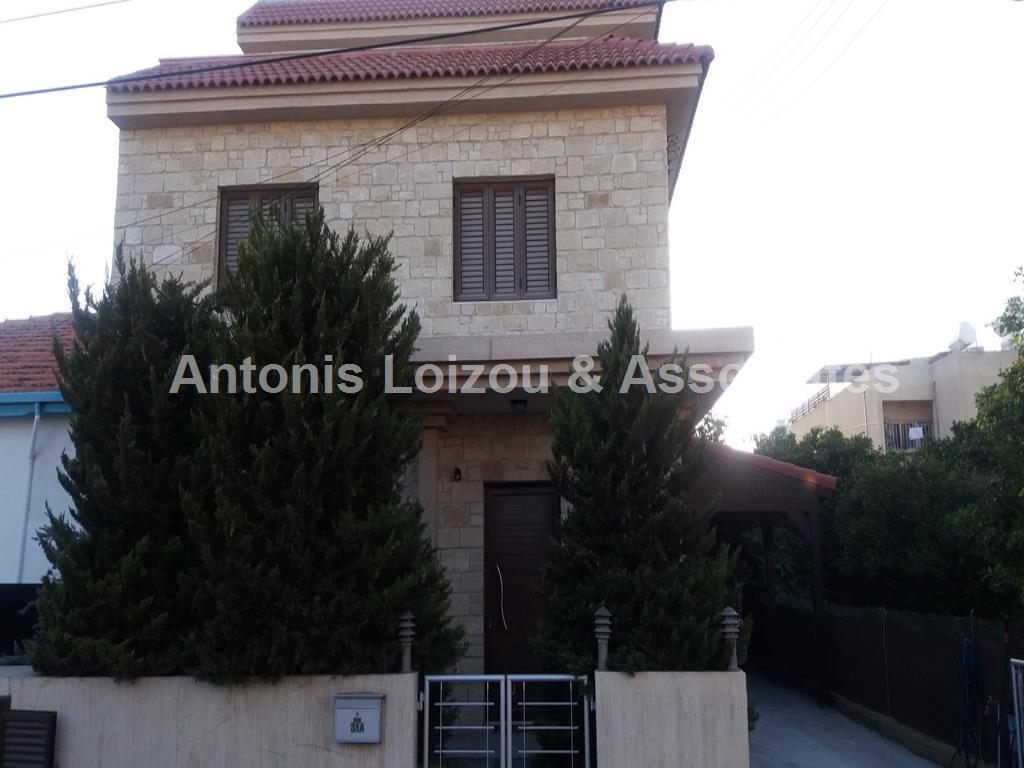 Semi detached Ho in Limassol (Agios Ioannis) for sale