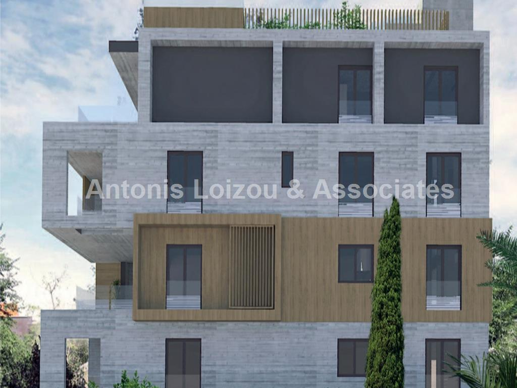Four Bedroom Ppenthouse properties for sale in cyprus