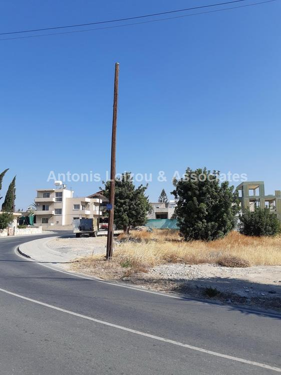 Land in Limassol (Agios Silas) for sale