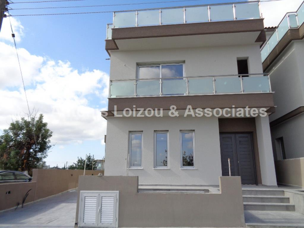 Semi detached Ho in Limassol (Agios Silas) for sale