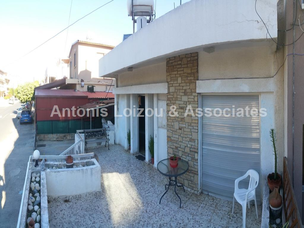 Land in Limassol (Agios Spyridonas) for sale