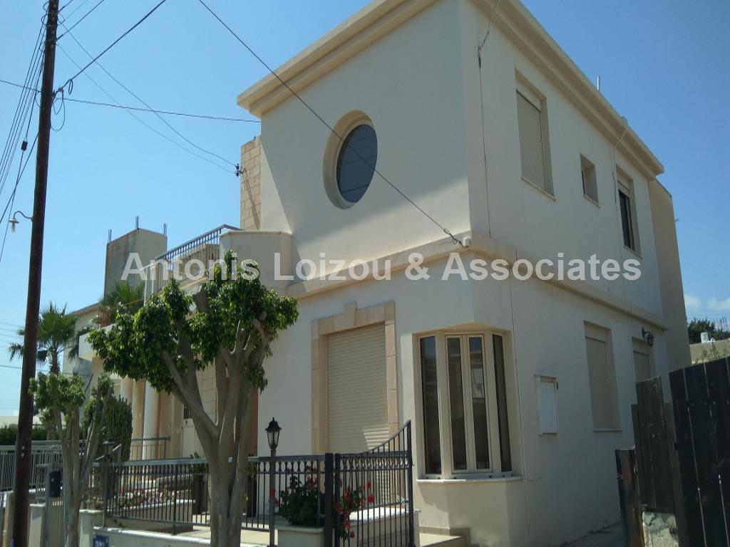 Semi detached Ho in Limassol (Agios Spyridonas) for sale
