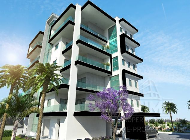 Sale of аpartment, 122 sq.m. in area: Agios Tychonas - properties for sale in cyprus