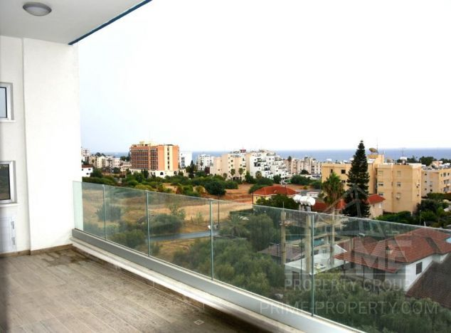 Apartment in Limassol (Agios Tychonas) for sale