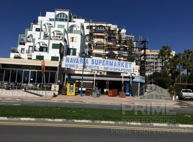 Shop in Limassol (Agios Tychonas) for sale