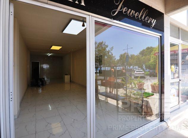 Shop in Limassol (Agios Tychonas) for sale