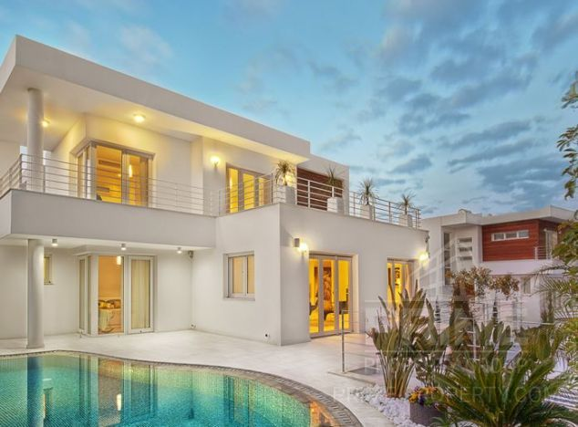 Sale of villa, 299 sq.m. in area: Agios Tychonas - properties for sale in cyprus