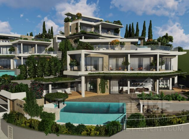 Sale of villa, 648 sq.m. in area: Agios Tychonas - properties for sale in cyprus