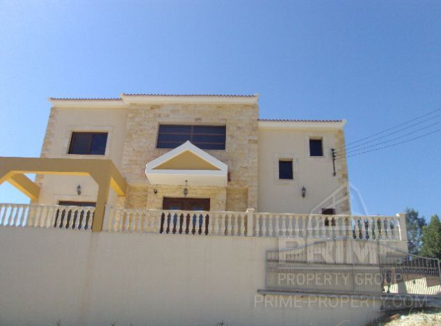 Sale of villa in area: Agios Tychonas - properties for sale in cyprus