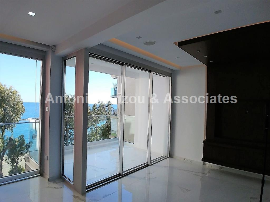 Three Bedroom Modern Beachfront Apartment properties for sale in cyprus