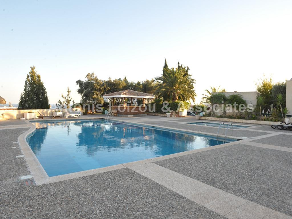 Four Bedroom Semi Detached House with sea view properties for sale in cyprus