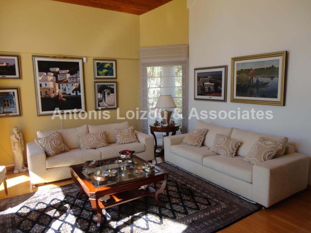 Two Detached Houses in a Large Plot of Land properties for sale in cyprus