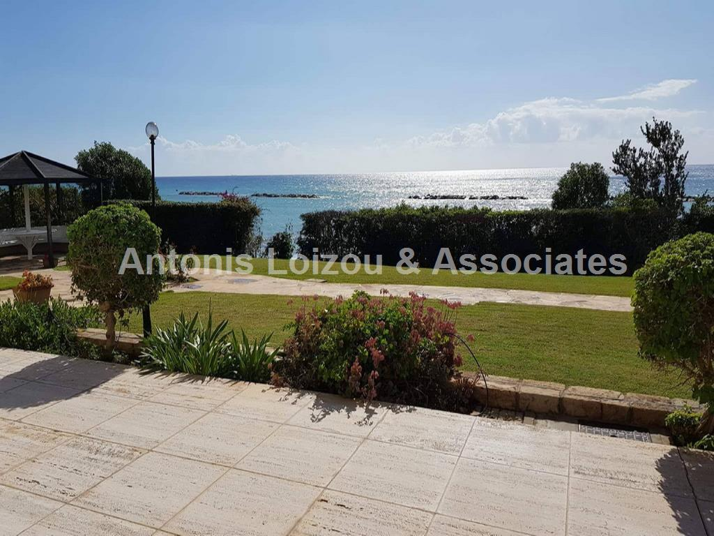 Ground Floor apa in Limassol (Agios Tychonas) for sale