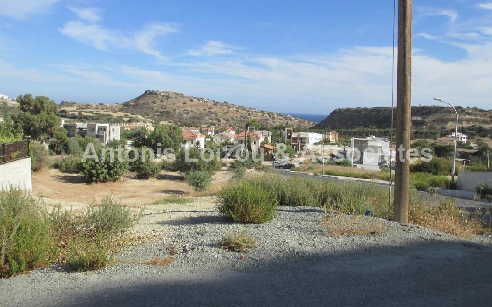 Field in Limassol (Agios Tychonas) for sale