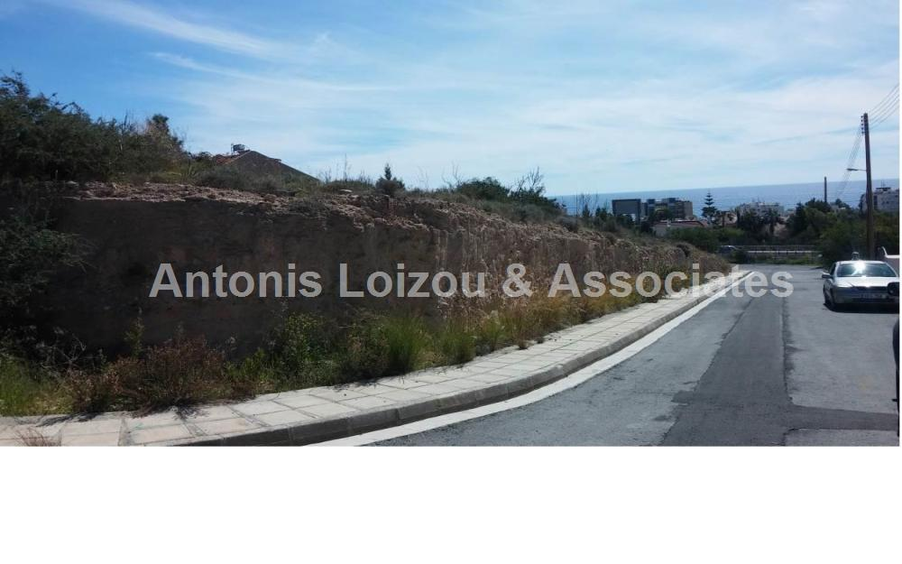 Residential Plot in Agios Tychonas, Limassol  properties for sale in cyprus