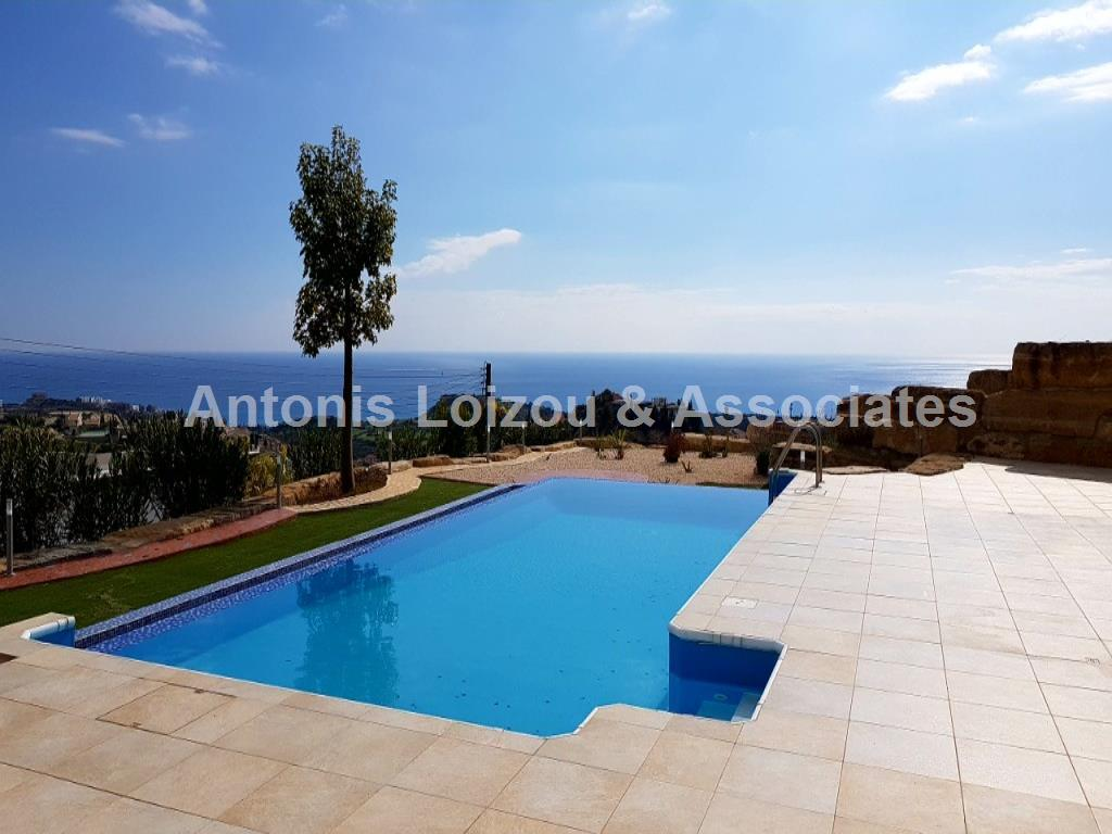 Six Bedroom Villa with Unobstructed Sea View