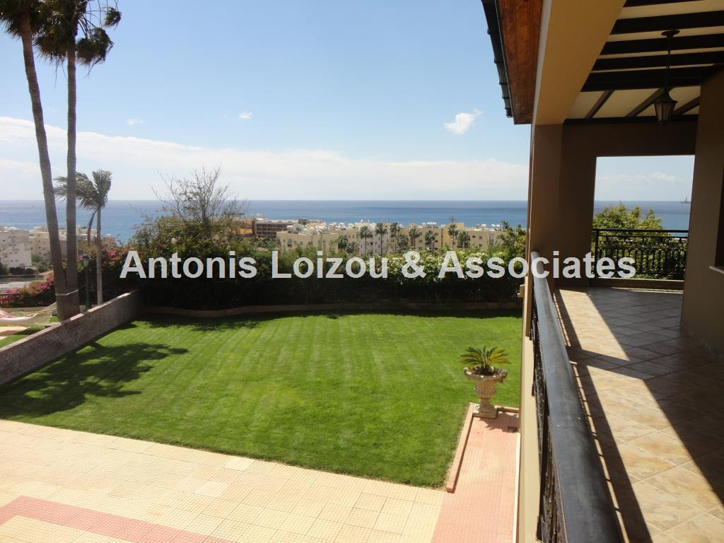 Six Bedroom Detached Villa with Sea Views properties for sale in cyprus