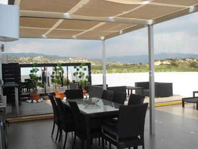 Three Bedroom Double Penthouse Apartments properties for sale in cyprus