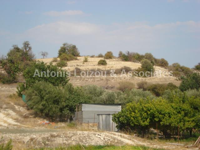 Land in Limassol (Akrounta) for sale
