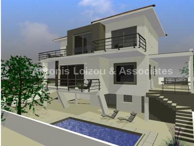 Villa in Limassol (Akrounta) for sale