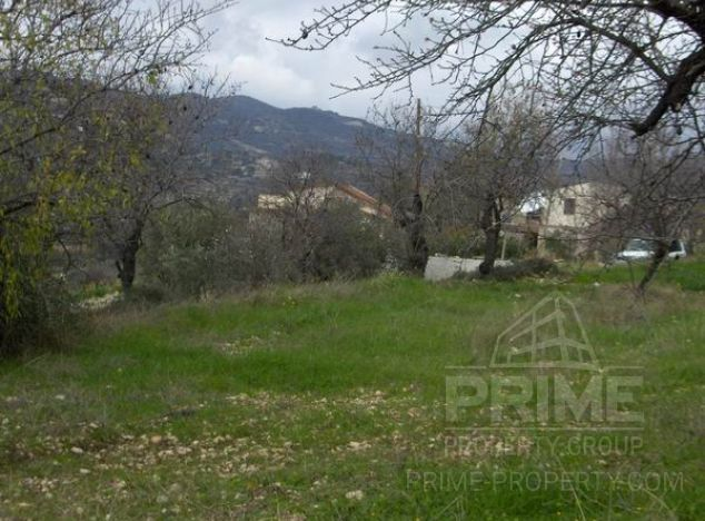 Land in Limassol (Alassa) for sale