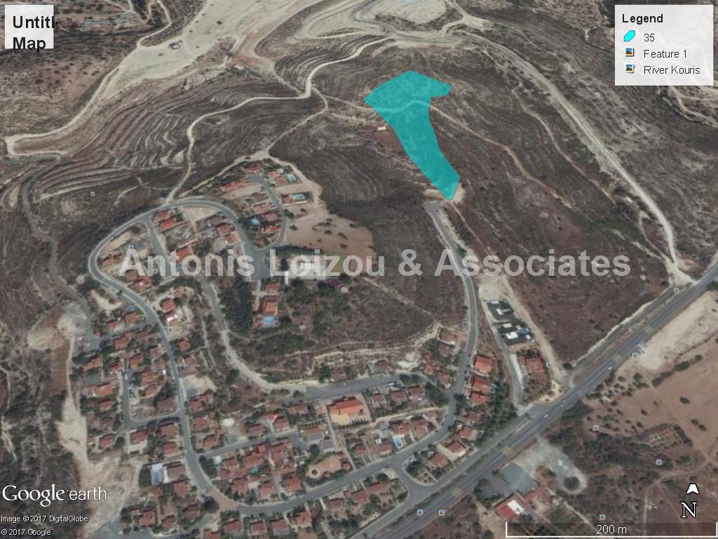 Field in Limassol (Alassa) for sale