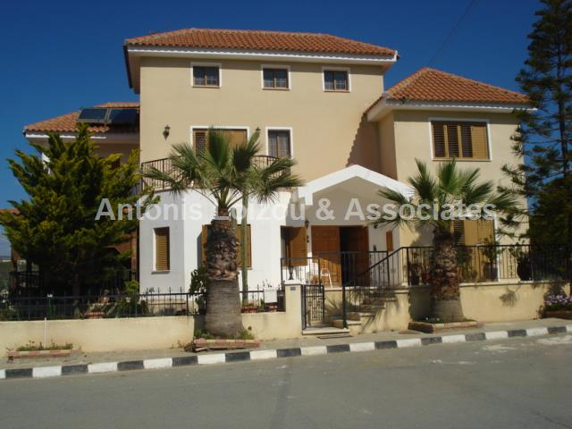 Detached House in Limassol (Alassa) for sale