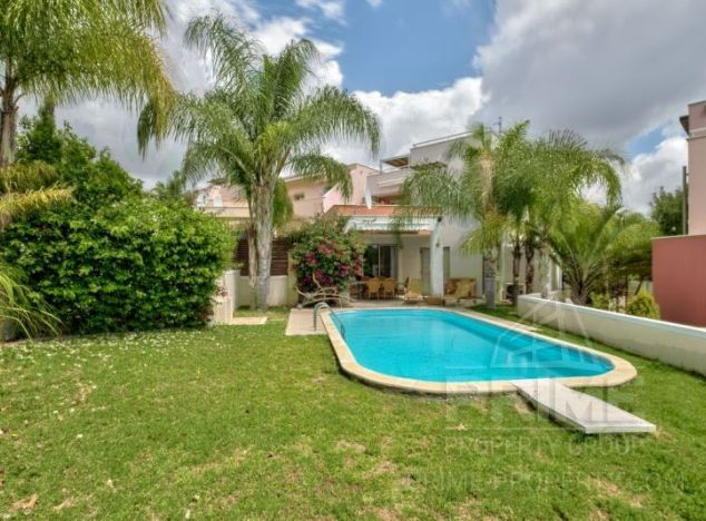 Sale of villa, 195 sq.m. in area: Amathunda - properties for sale in cyprus