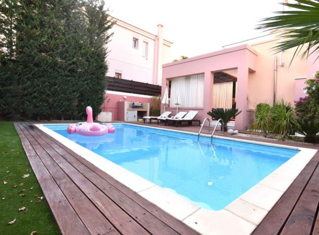 Villa in Limassol (Amathunda) for sale