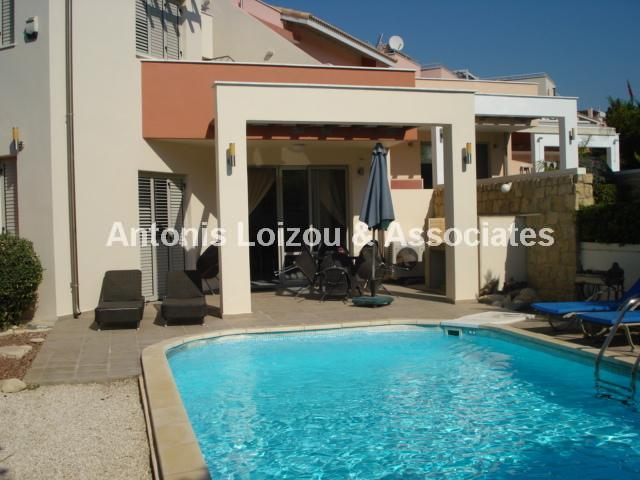 Semi House in Limassol (Amathus) for sale
