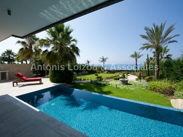 Villa in Limassol (Amathusia) for sale