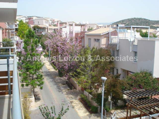 Apartment in Limassol (Amathusia) for sale