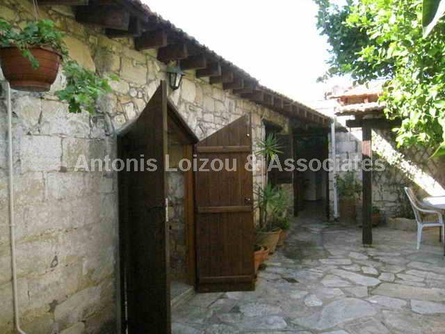 Traditional Hous in Limassol (Anoyira) for sale