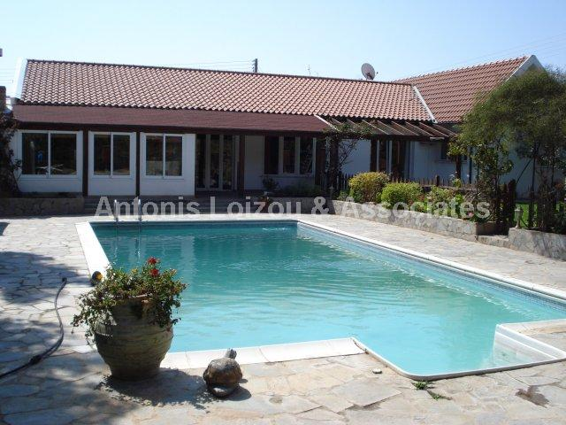 Bungalow in Limassol (Anthoupolis Limassol) for sale