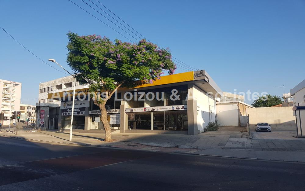 Shop in Limassol (Apostolos Andreas) for sale