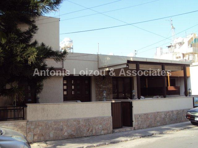 Semi House in Limassol (Apostolos Andreas) for sale