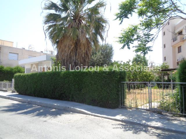 Land in Limassol (Apostolos Andreas) for sale